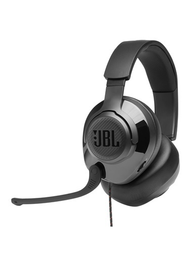 JBL JBL Quantum 200 Siyah Oyuncu Kulaklığı Siyah